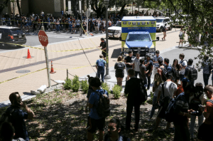 UT Austin, Stabbing Incident, Security, Emergency